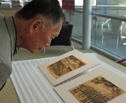 George Takei helps L.A. museum acquire internment camp artifacts