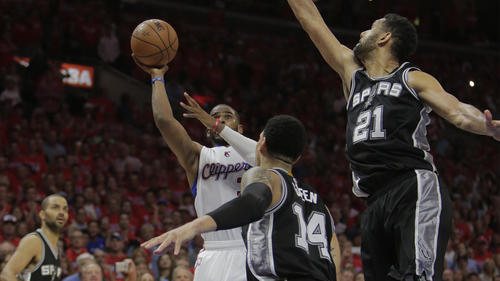 The Rebounds & Blocks of the NBA 2014-2015 Season: NBA Playoffs 1st Round Recap   BKD TV