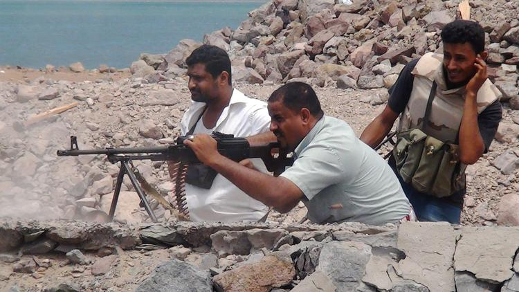 Yemen fighting