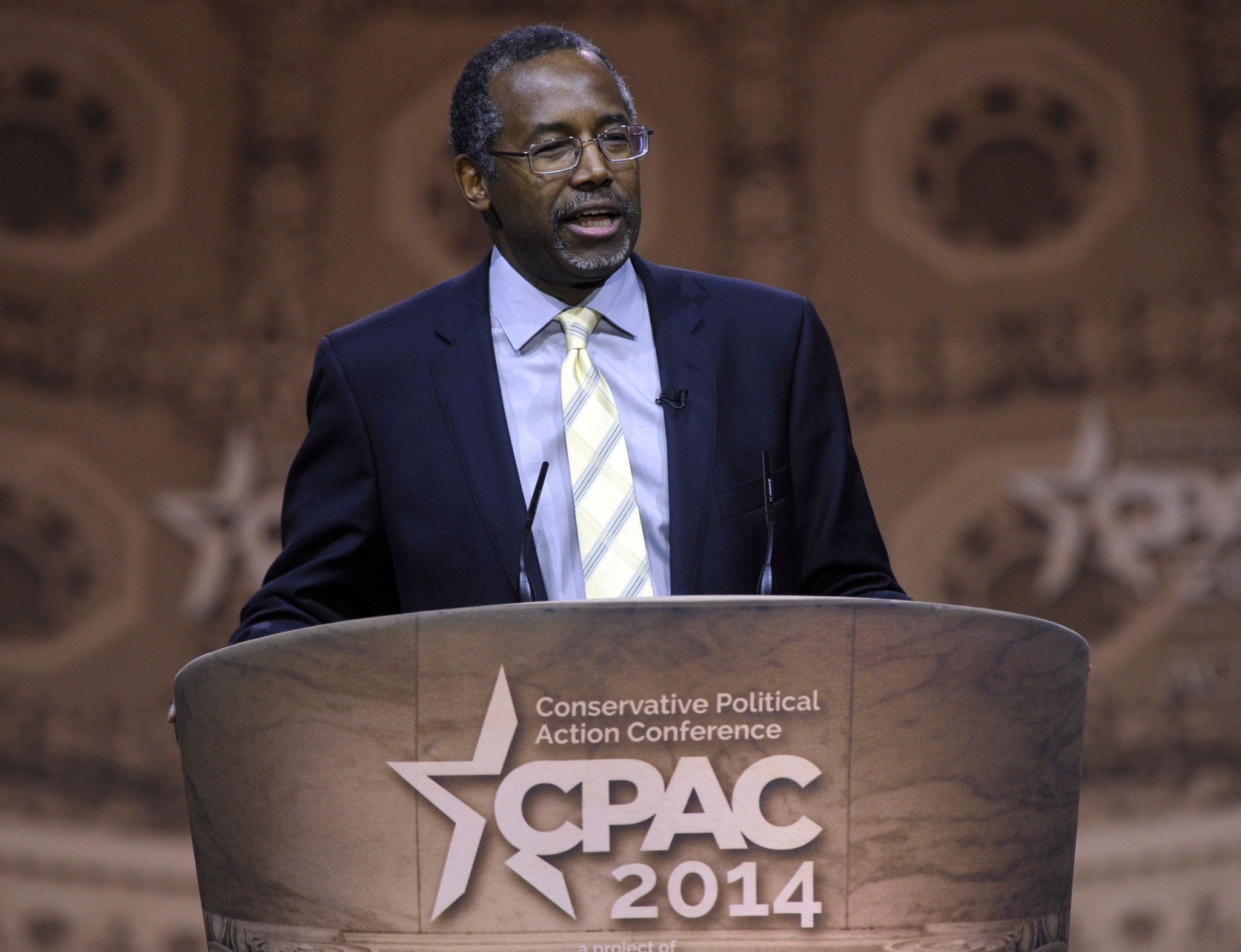Carson enters growing field for GOP nomination Baltimore Sun