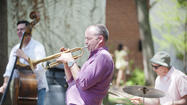 A sunny Sunday for the arts in Annapolis