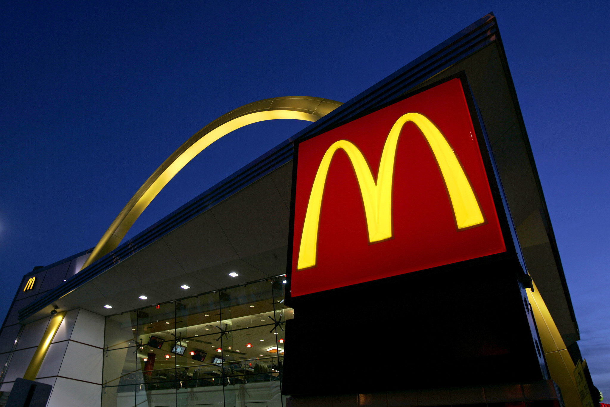 McDonald's turnaround plan 'more of just catching up ...