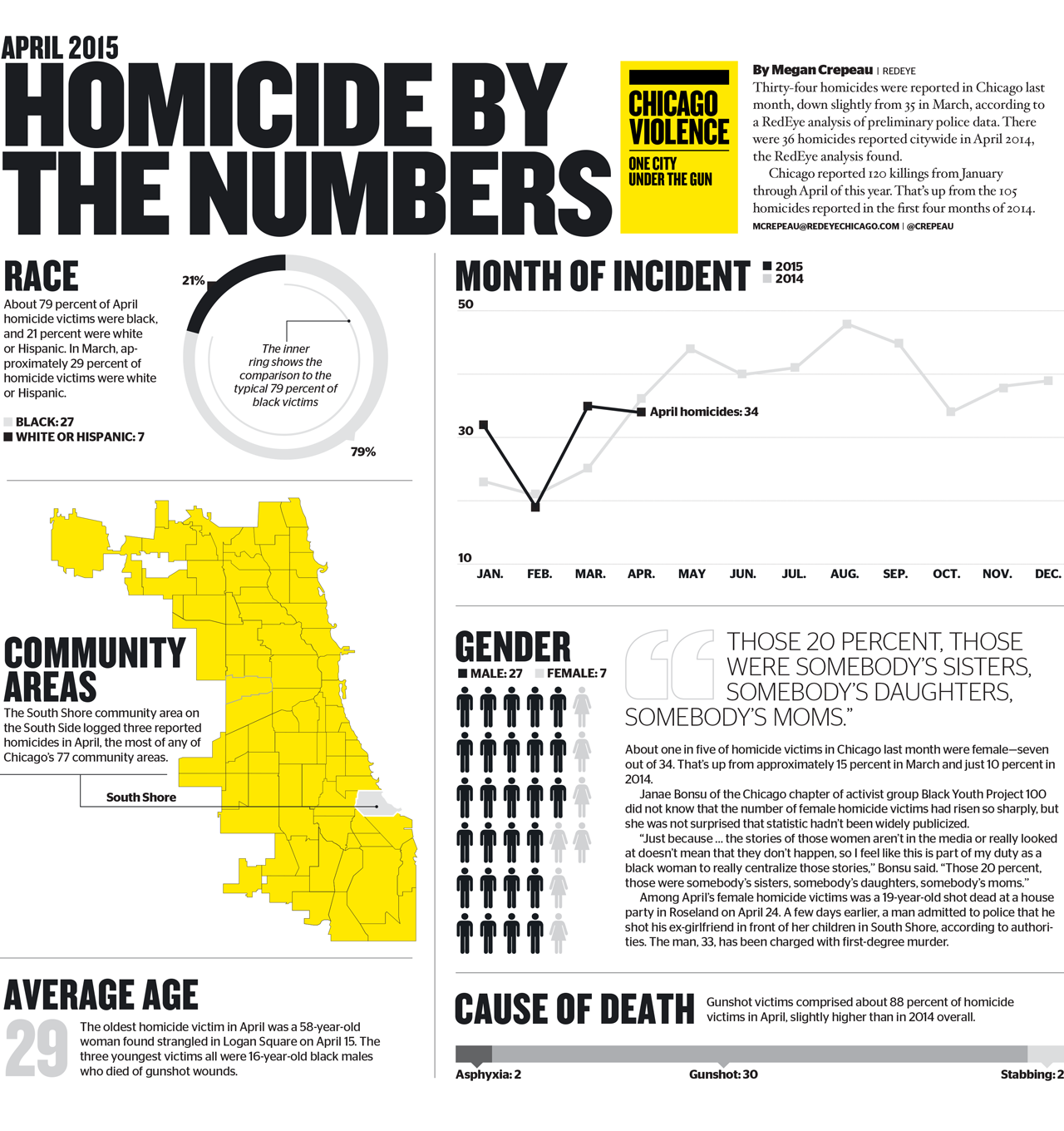 Closetohome Murders Another Element Of Chicagos Violent Year - Chicago map murders
