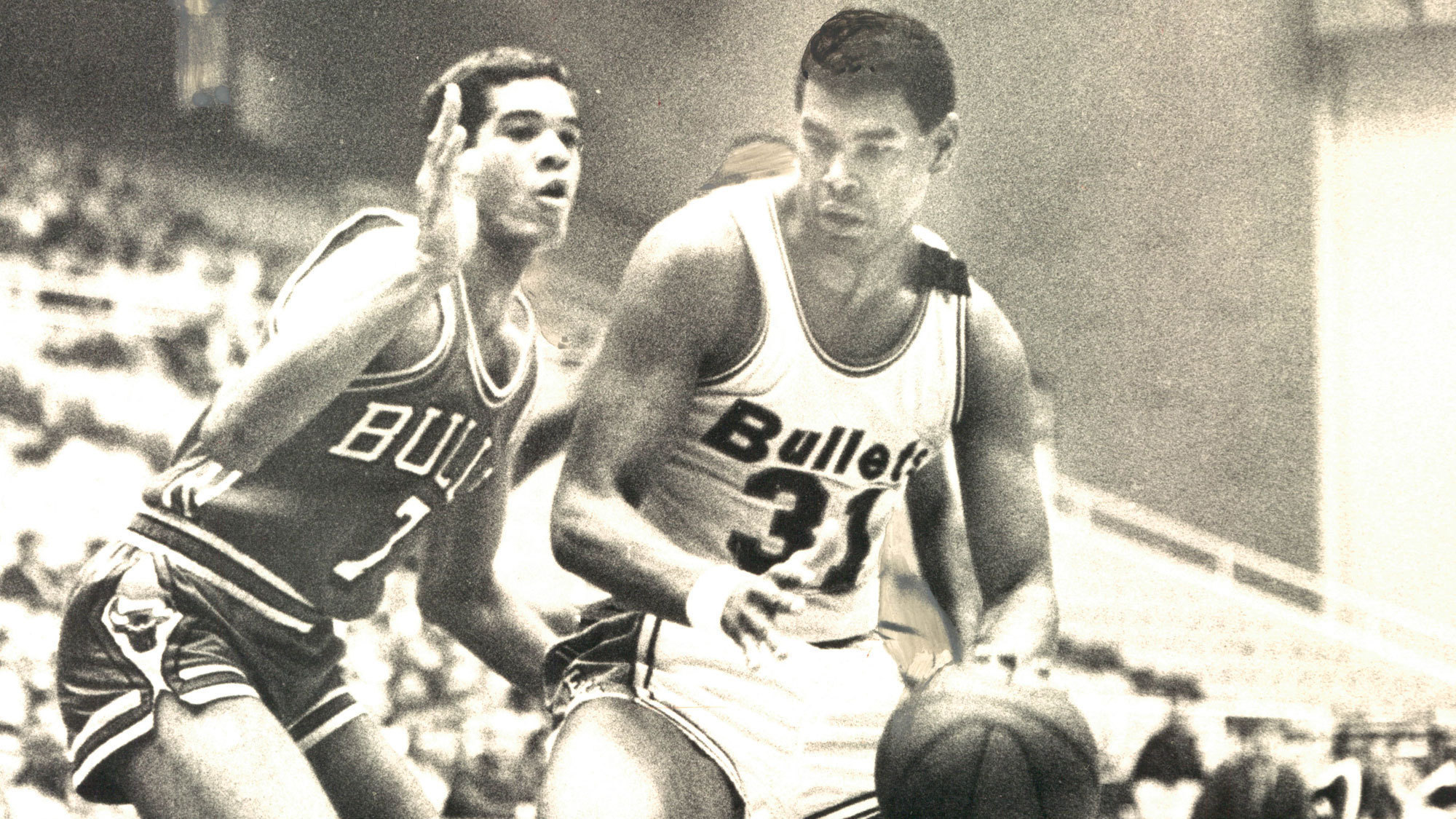 Catching Up With Former Baltimore Bullets forward Ray Scott