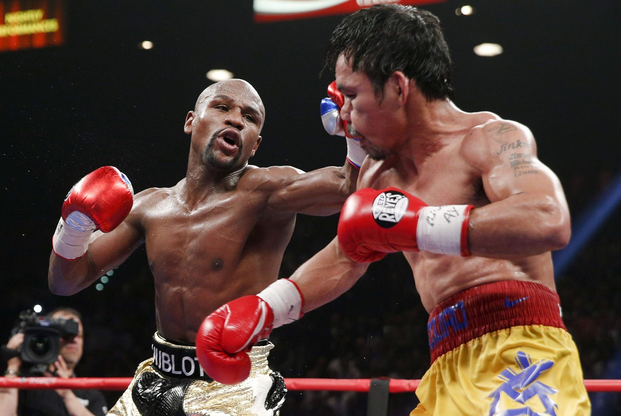what s next for floyd mayweather jr and manny pacquiao la times