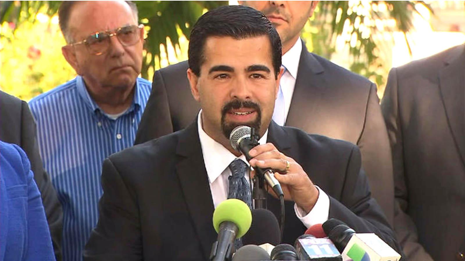 Elegant Bell Gardens Mayor Daniel Crespo Fatally Shot At Home; Wife Released   LA  Times