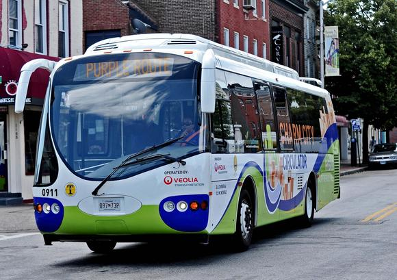baltimore to make drastic changes to circulator service