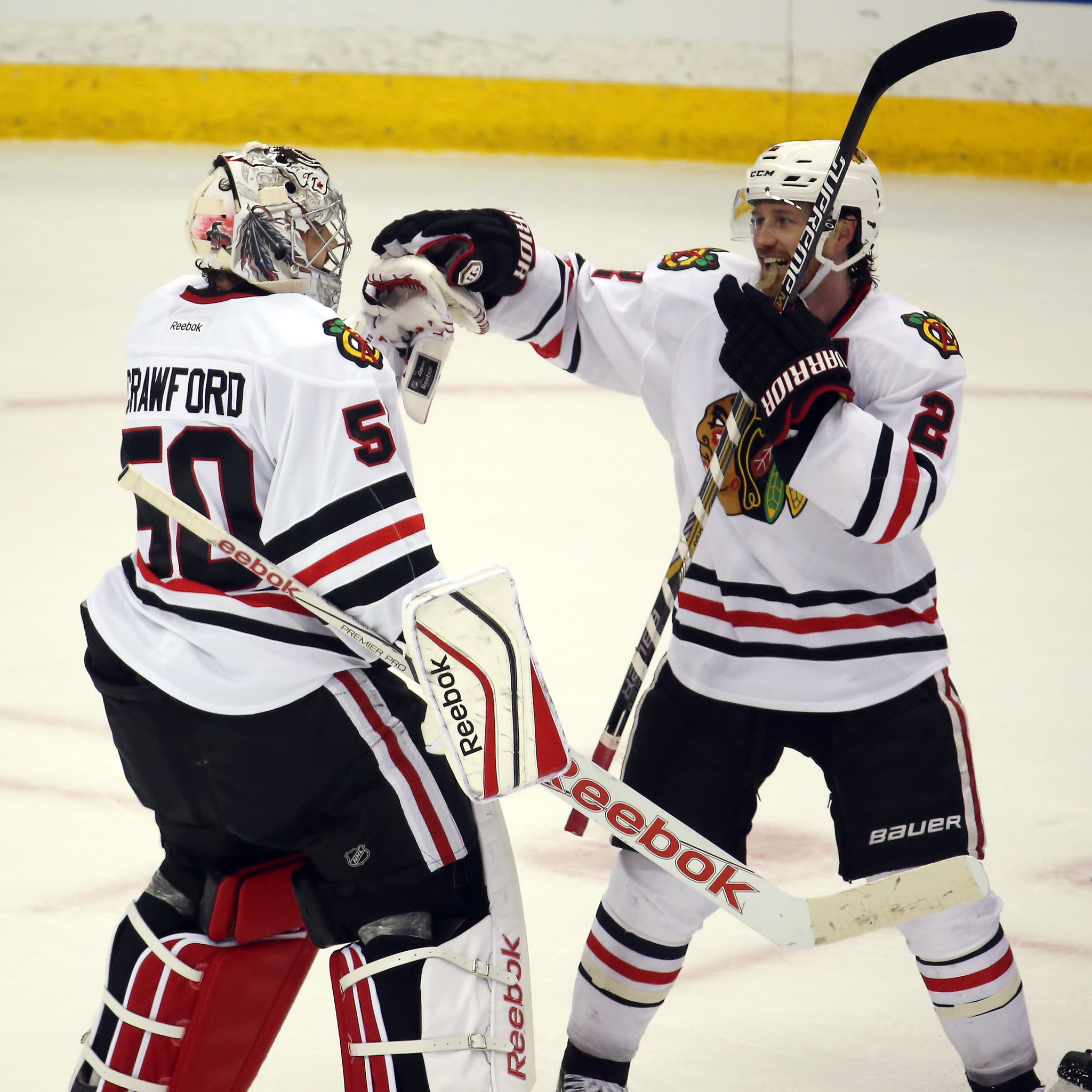 Rounding Into Peak Form, Blackhawks Have Punchless Wild On The Ropes