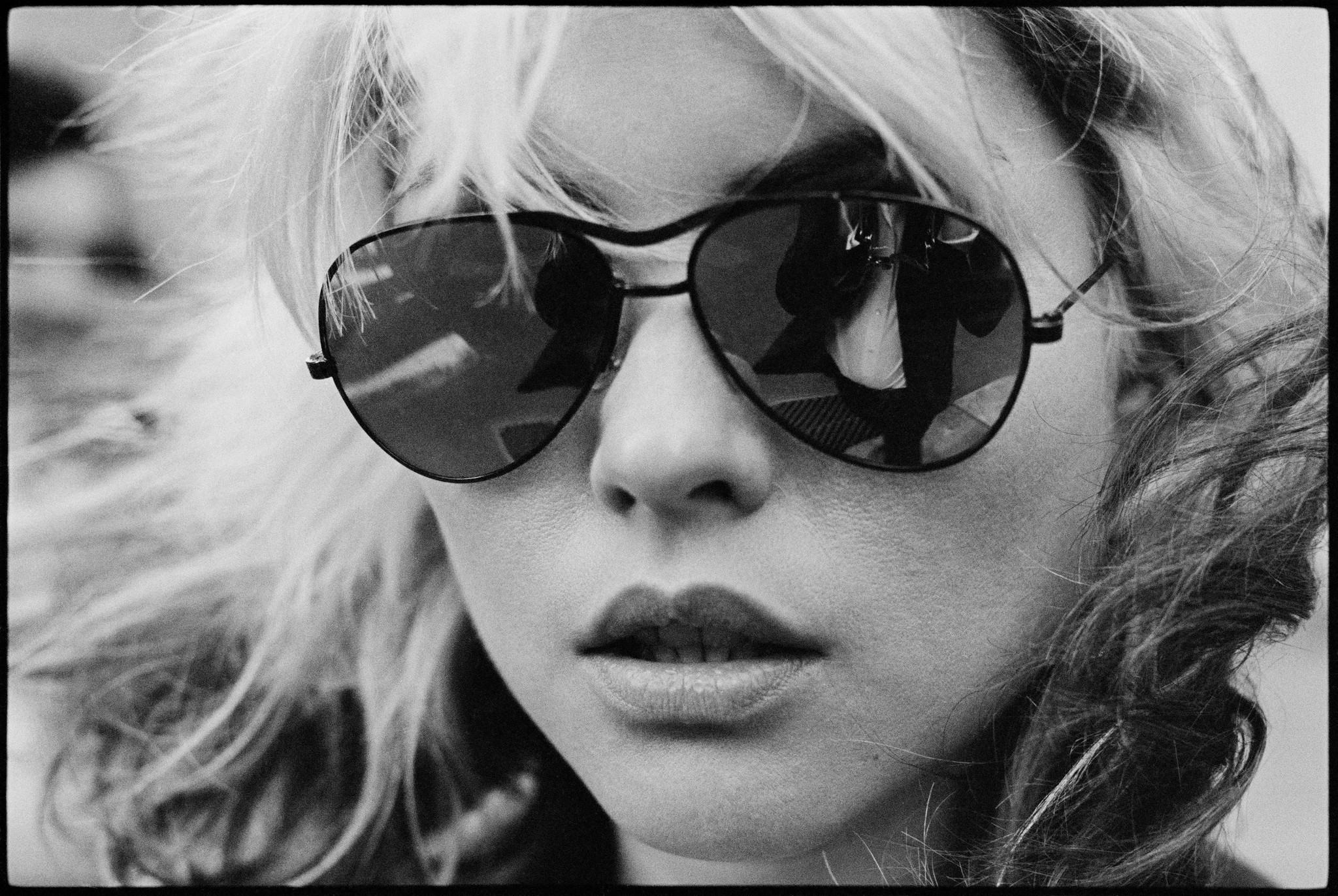 Does young debbie harry sorry, that