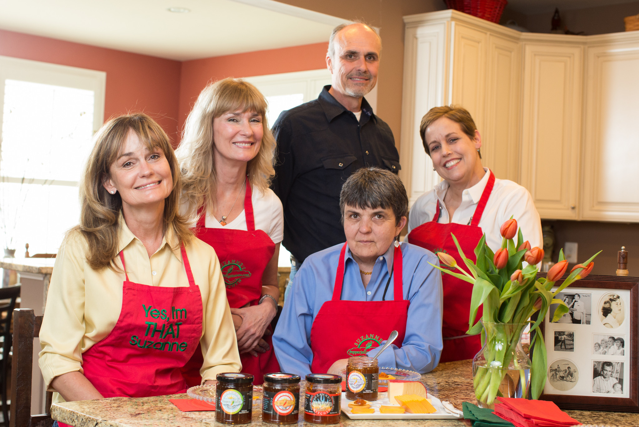Suzanne S Kitchen Business Keeps A Howard County Family