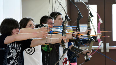North Carroll Community School archers to compete at nationals