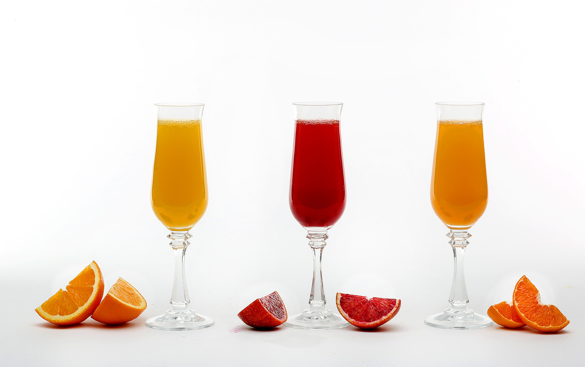 California residents could soon be sipping mimosas (legally) while they get their hair styled, under a bill signed Wednesday by Gov. Jerry Brown. (Kirk McKoy / Los Angeles Times)