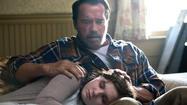 Film Review: Schwarzenegger plays it straight in 'Maggie'