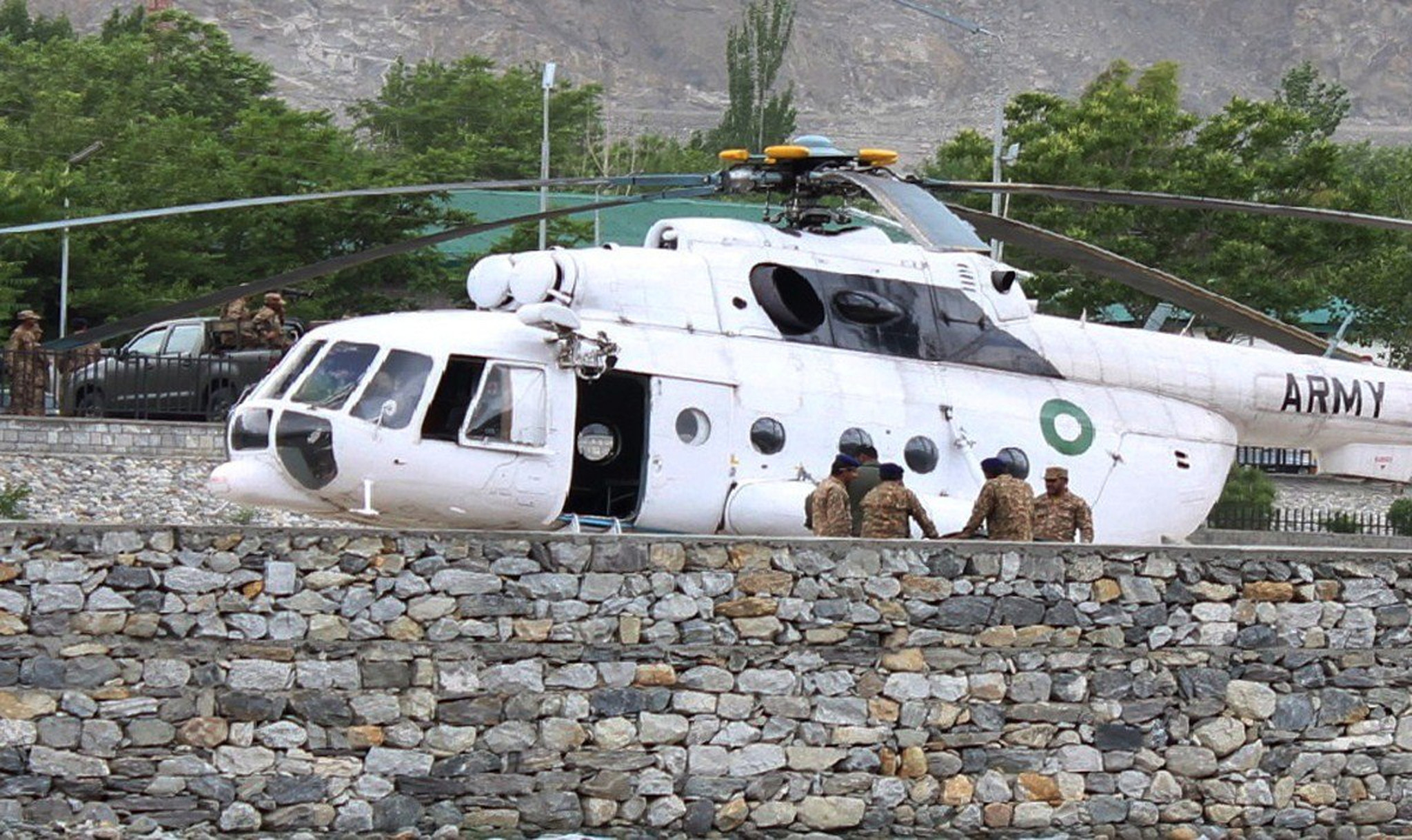 Ambassadors killed in Pakistan helicopter crash