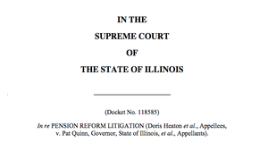 Read: Illinois Supreme Court pension ruling