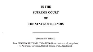 Read: Illinois Supreme Court pension ruling