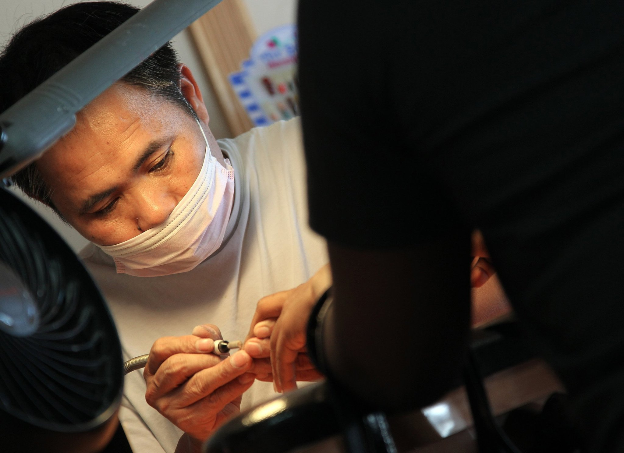 Report finds NYC nail salon workers underpaid, exploited - Chicago ...