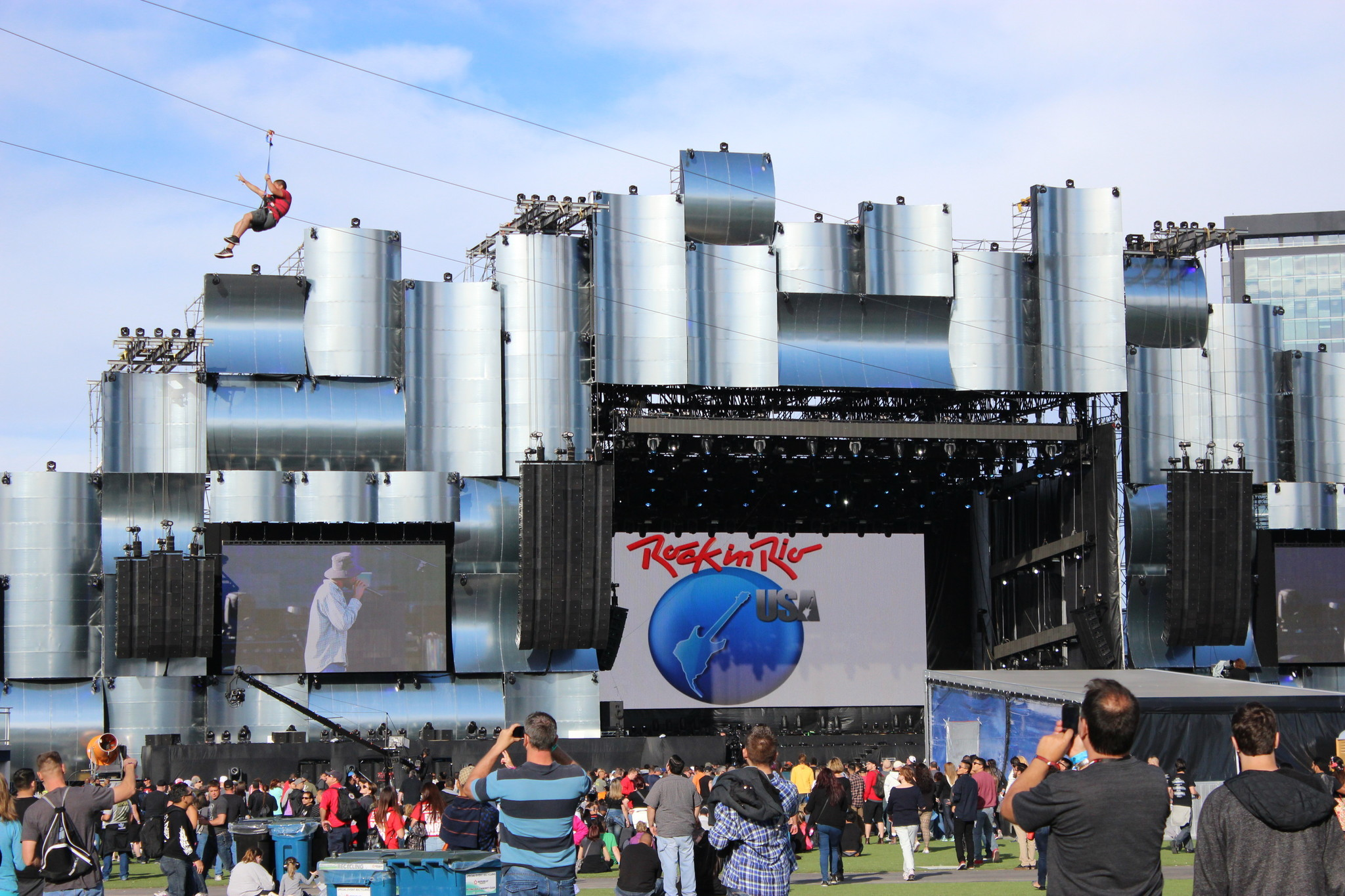 Rock in Rio USA en fotos - Chicago Tribune