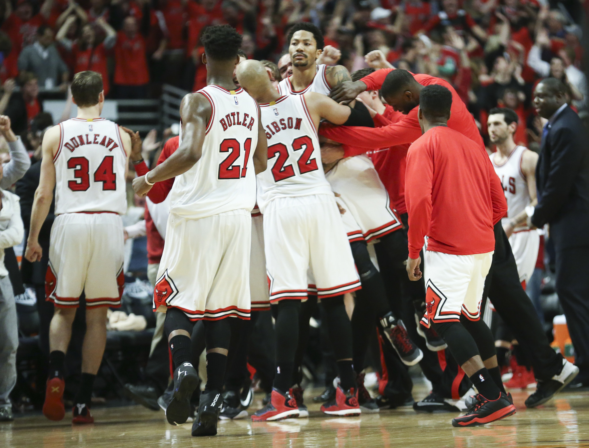 3-pointers: Breaking down the Bulls' victory