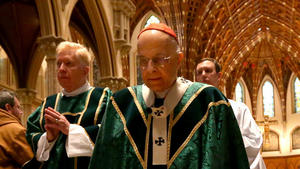 Cardinal Francis George finished final book 9 days before death