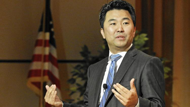 David Ryu's campaign energizes Korean American voters