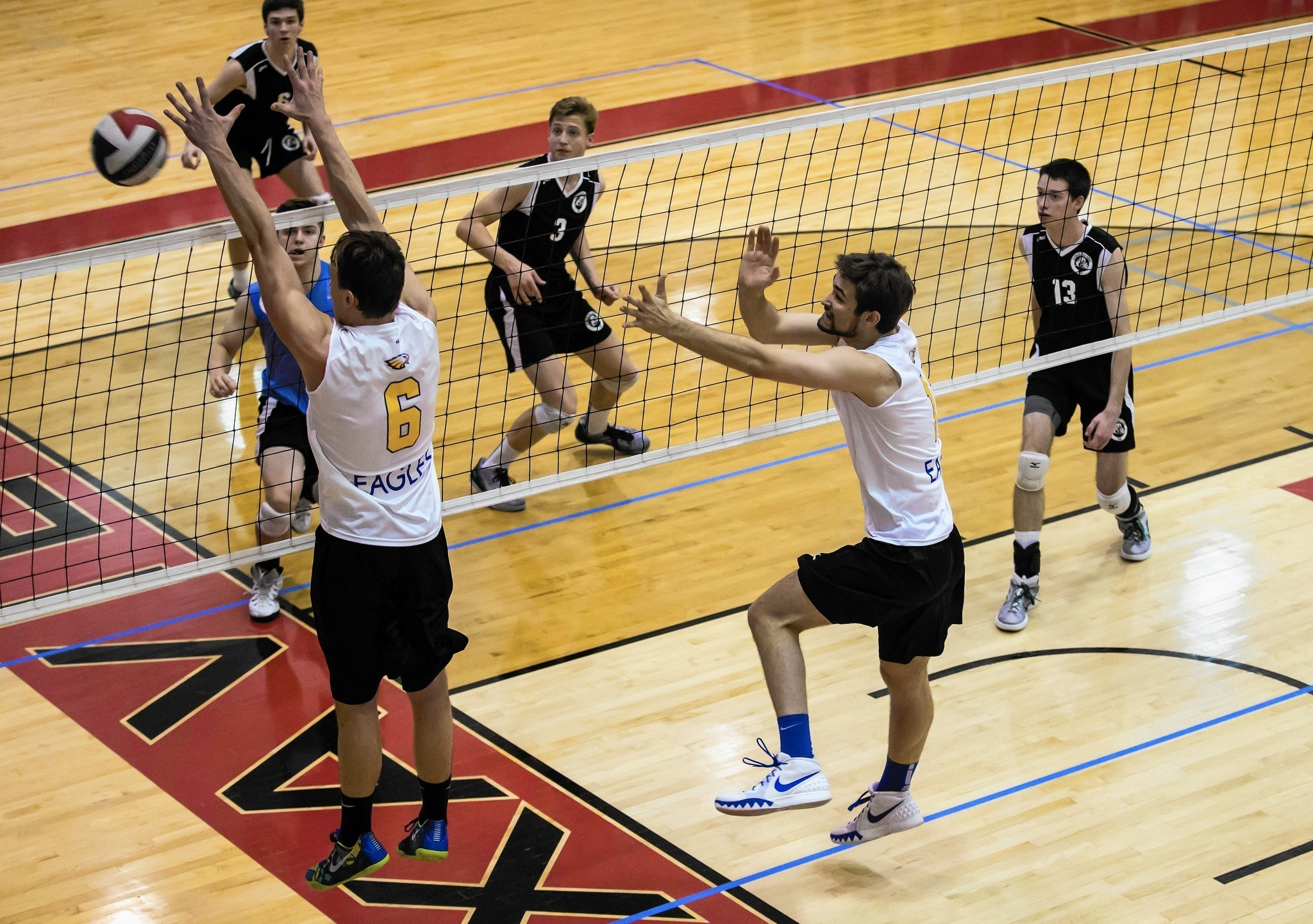 Unfavorable Volleyball Playoff Setup For Four Lincoln Way