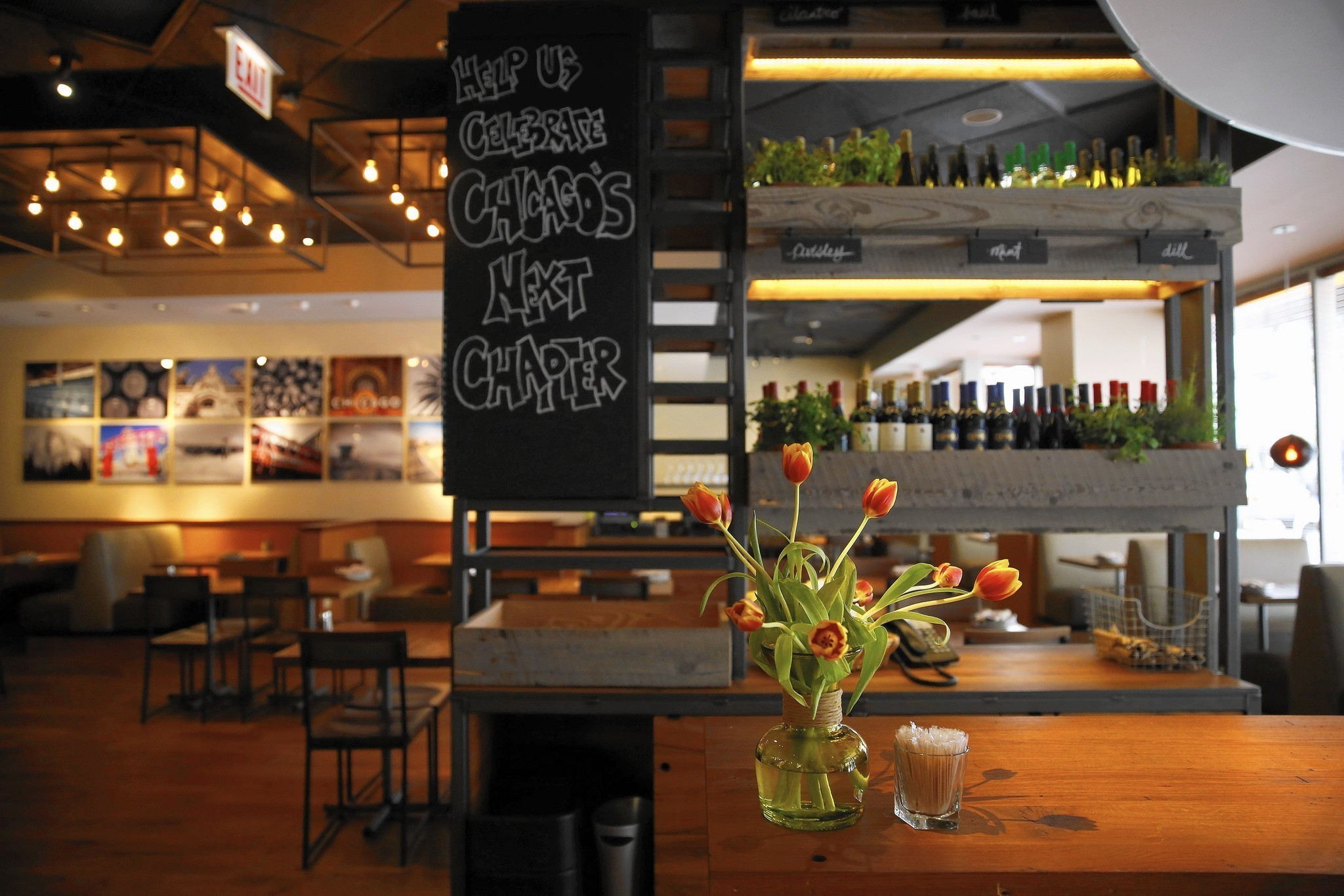 california pizza kitchen redesigns interiors to attract young