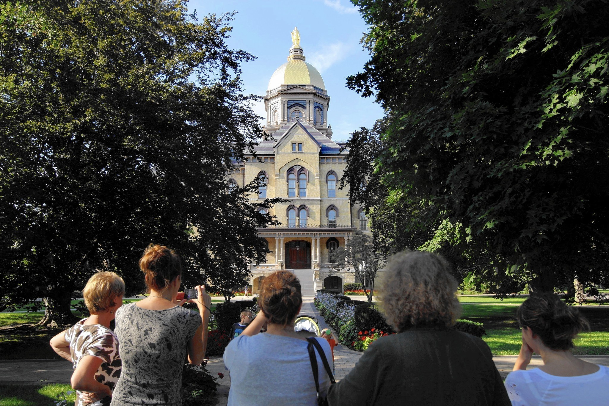 feds investigate notre dame for possible title ix violations prosecutor has message for victims of sexual assault at notre dame