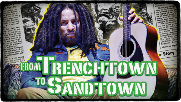 From Trenchtown to Sandtown: 'Marley' premieres at Center Stage amid the Baltimore Uprising - Baltimore City Paper