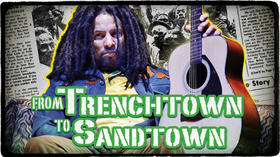 From Trenchtown to Sandtown: 'Marley' premieres at Center Stage amid the Baltimore Uprising
