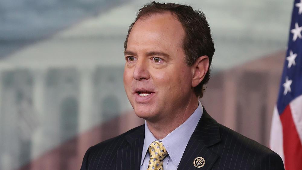 Rep. Adam B. Schiff (D-Burbank). (Mark Wilson / Getty Images)