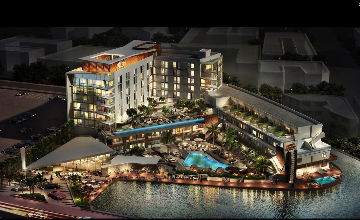 Aloft Lifestyle Hotel To Open In West Palm Beach In Early