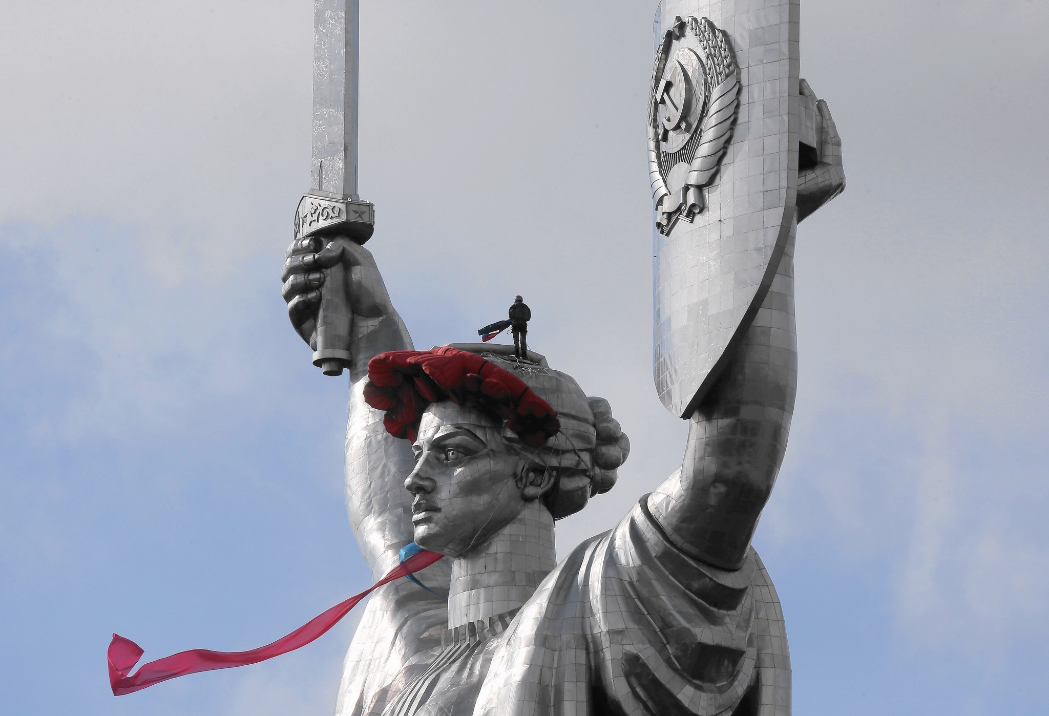 Ukraine's plans to discard Soviet symbols are seen as divisive, ill-timed