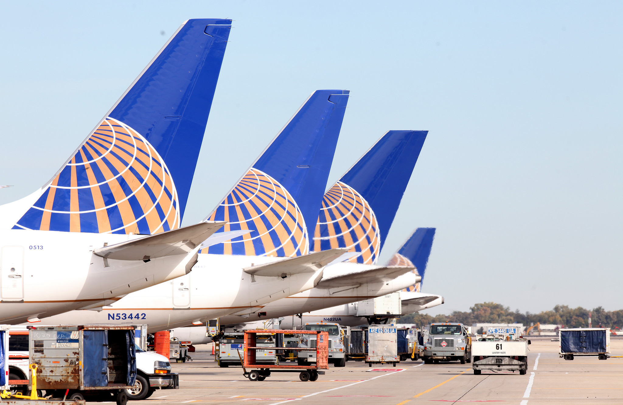 united ranks last among big airlines in increasingly important