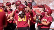 Photo Gallery: La Cañada High softball wins big over Temple City High