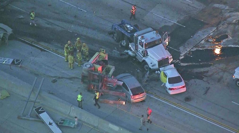 Fullerton Car Crash