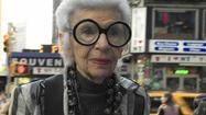 'Iris' review: Celebrating a singular New York style sensation