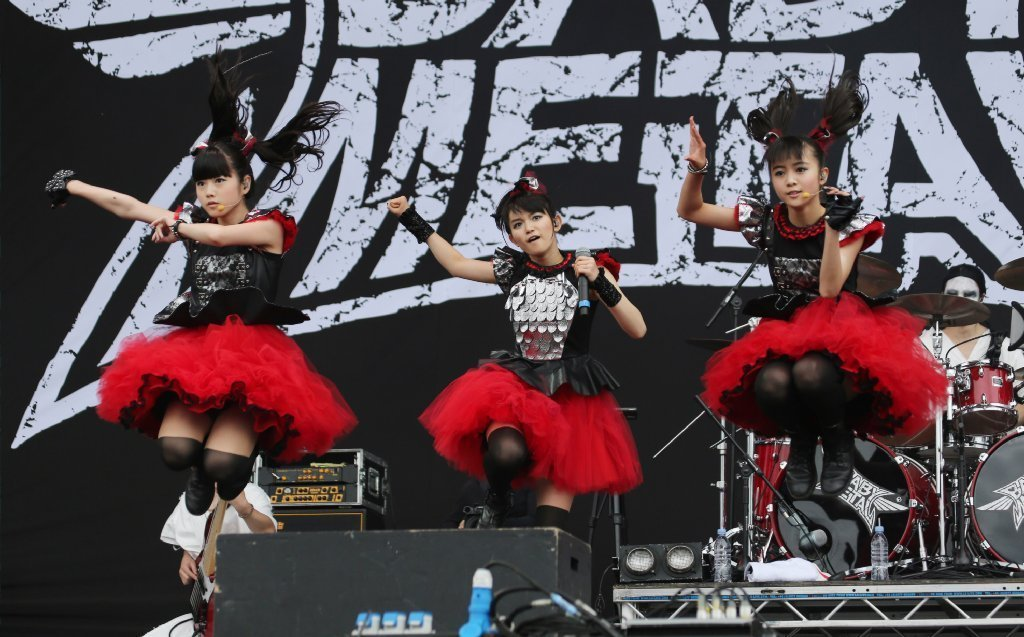 Babymetal Concert Review Japanese Trio Here To Conquer