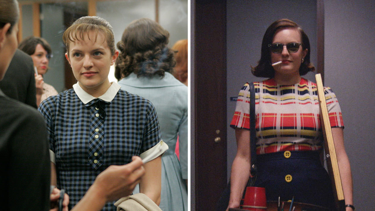 The transformation of Peggy Olson in \'Mad Men\' - RedEye Chicago