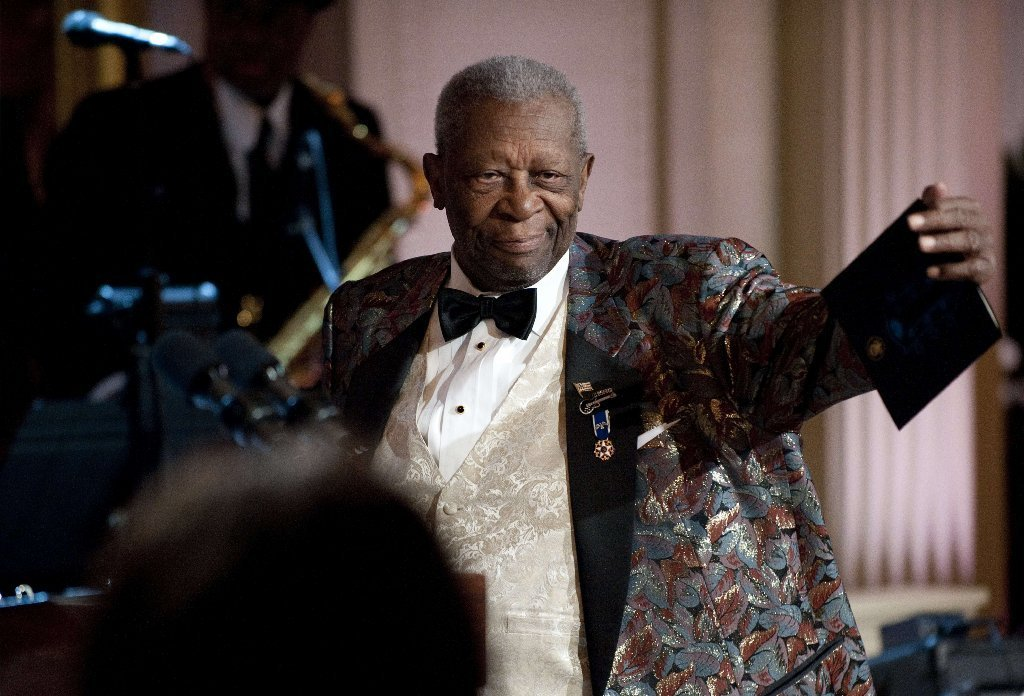 Sweet Home Chicago Obama Bb King
