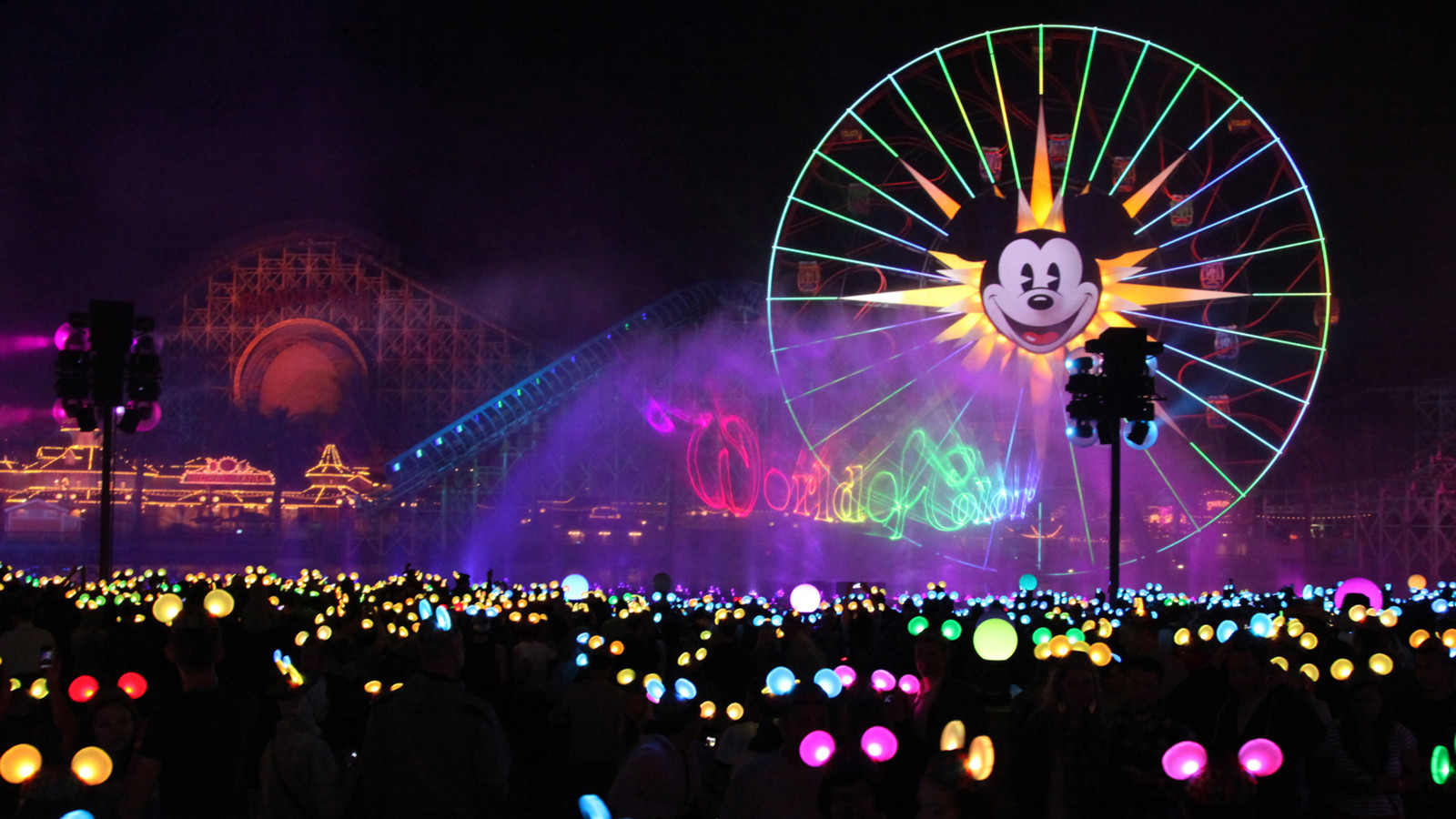 The Wonderful World of Color This show is the most breathe