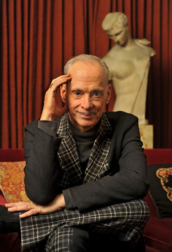 Filmmaker John Waters was born in Baltimore on April 22, 1946. He is known for using Baltimore as the backdrop for his films.