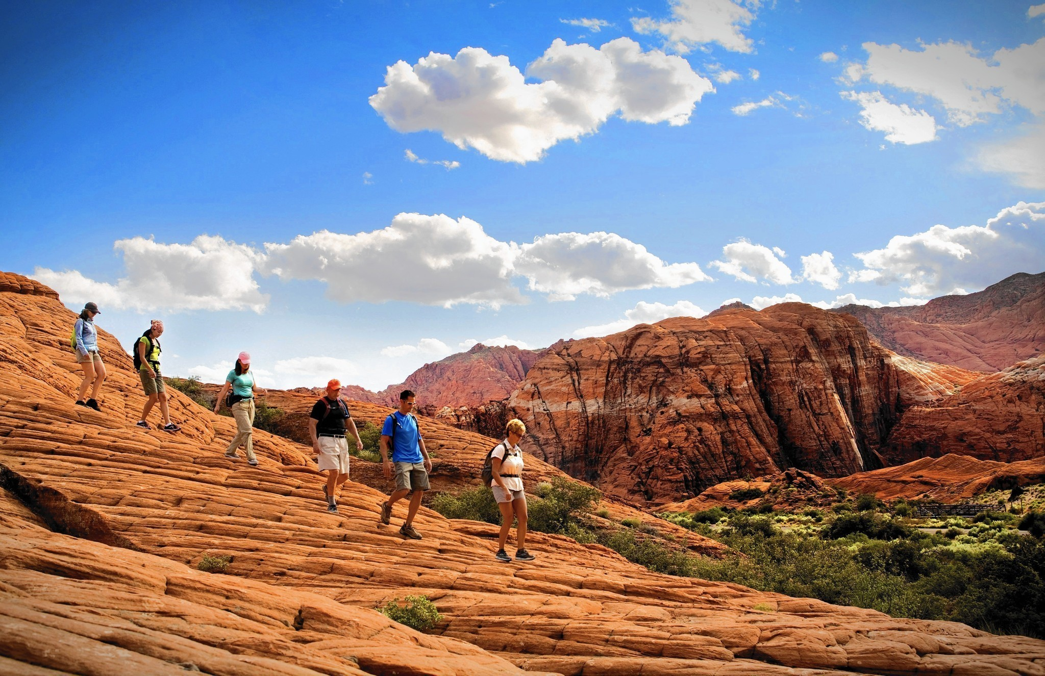 An exhilarating, exhausting time at Utah's Red Mountain ...