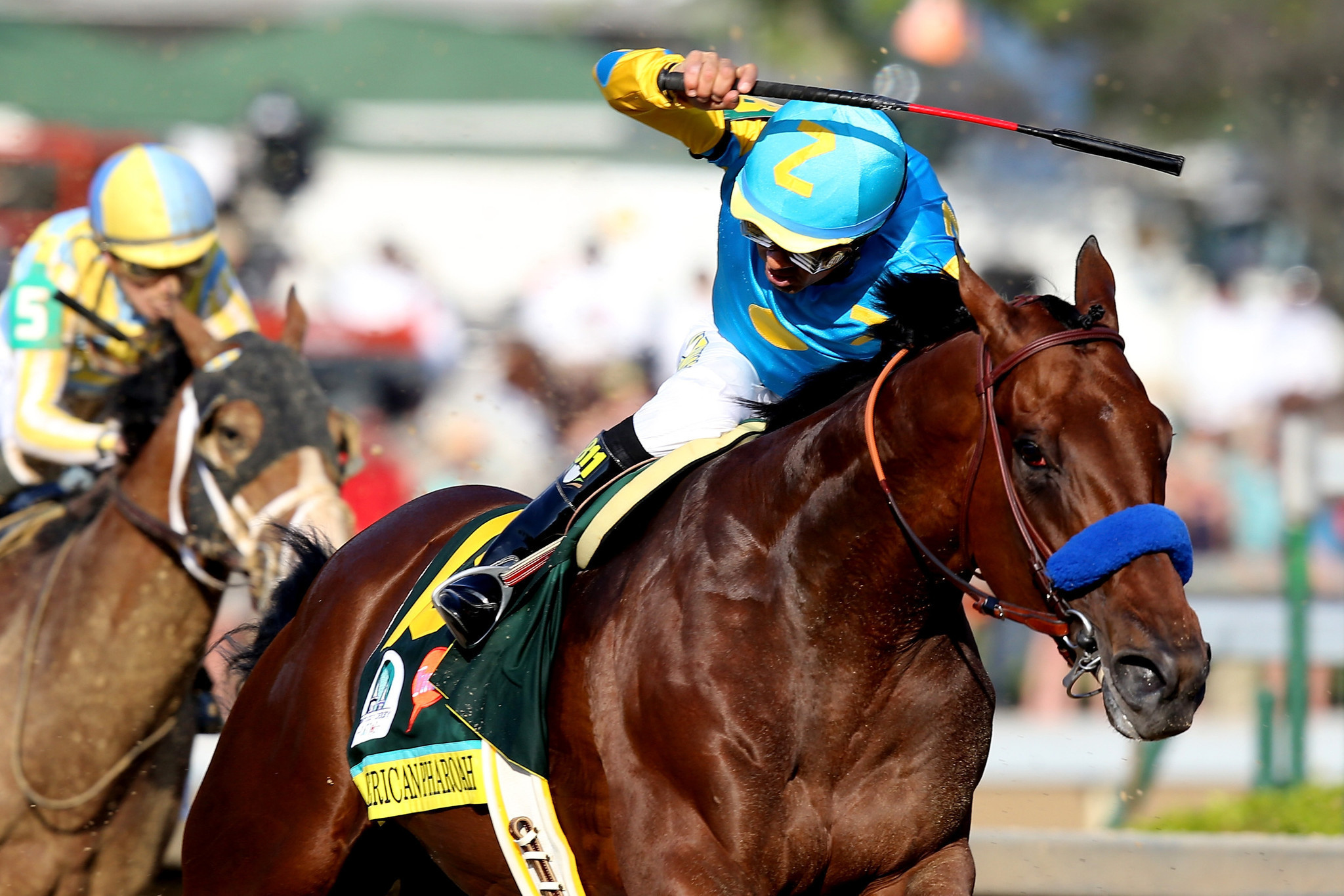 Preakness Stakes 2015: Date, Time, Tickets And Infieldfest Concert ...