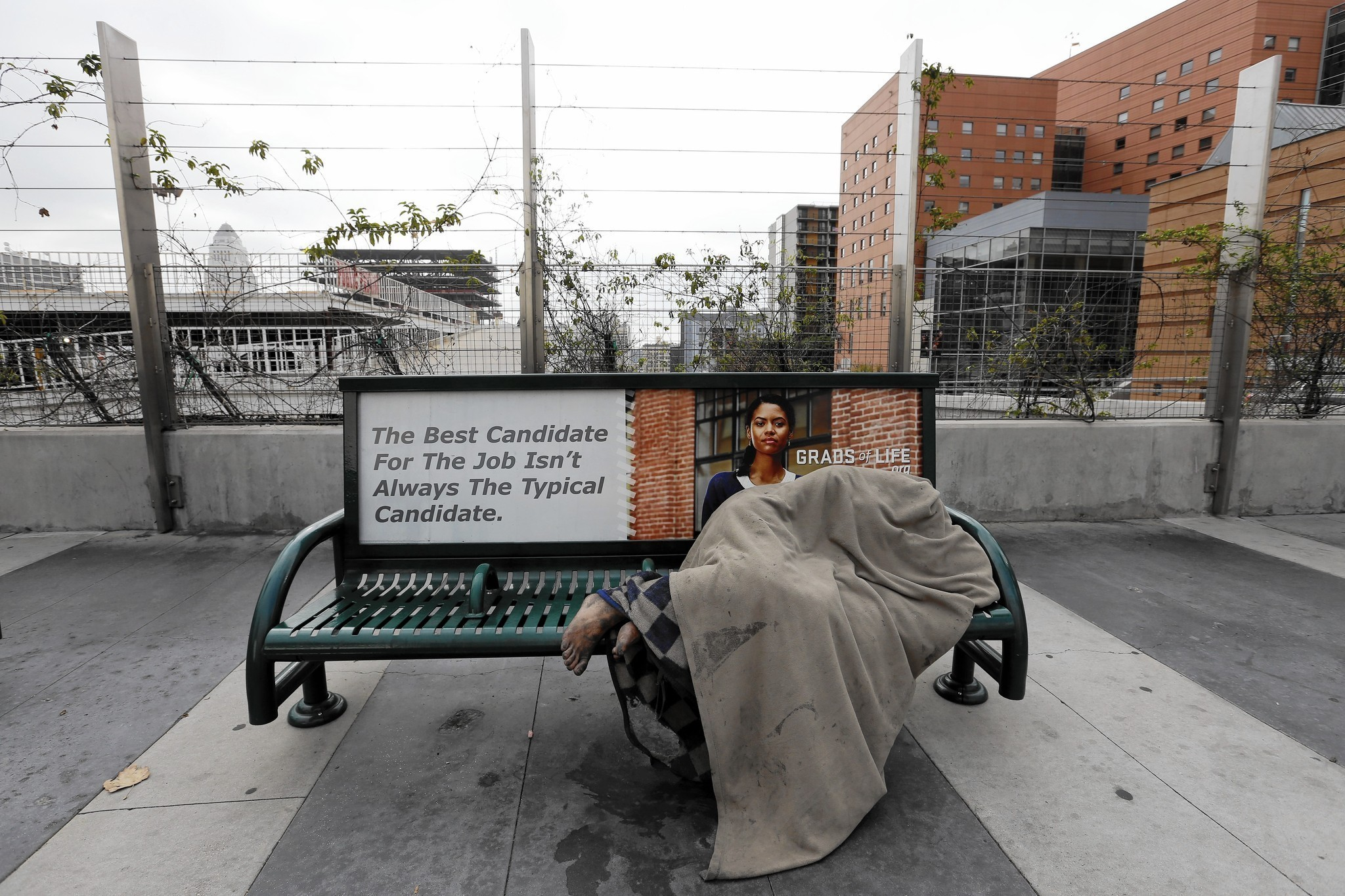 How l a county can reduce homelessness la times for Homeless shelters los angeles