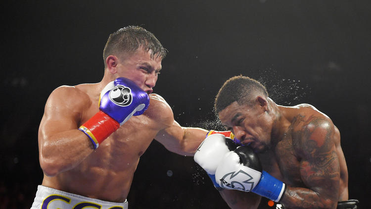 Gennady Golovkin, Willie Monroe Jr.