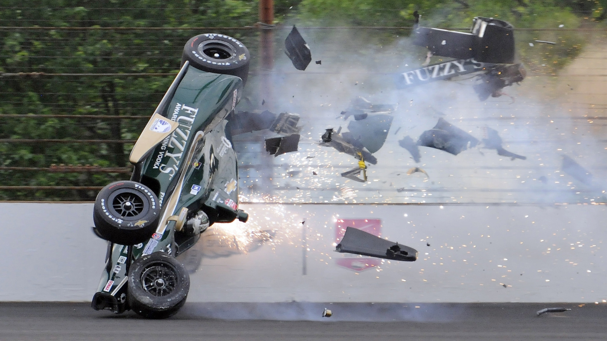 Carpenter Indianapolis  IndyCar Series makes changes to cars after Ed Carpenter practice crash - LA Times