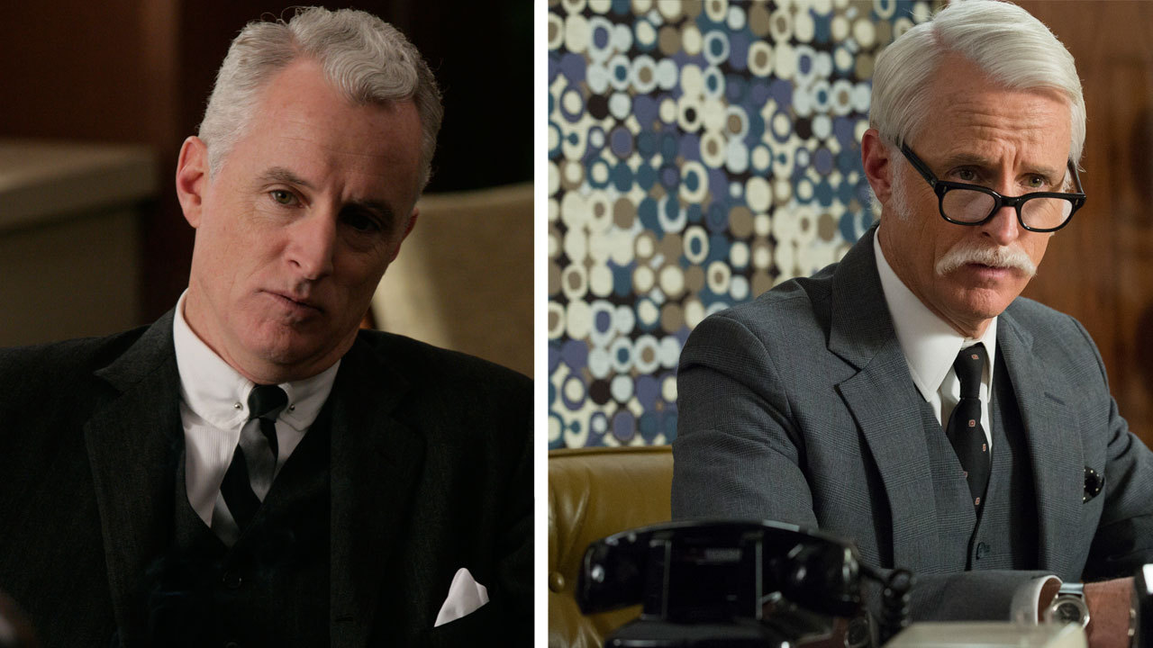 Image result for roger sterling mad men