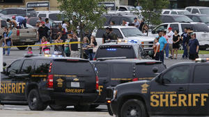 Photos: Texas shooting involving rival biker gangs