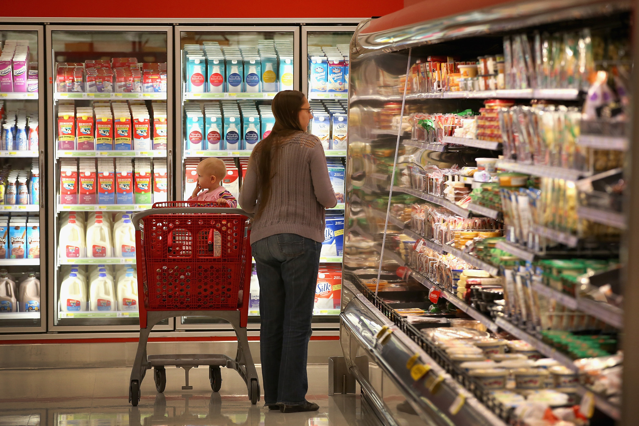 Target is making a big shift away from packaged to fresh foods